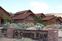 Coyote Run Custom Home Vacation Rental