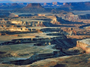 Canyonlands National Park - Green River Overlook