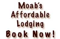 Moab's Affordable Lodging